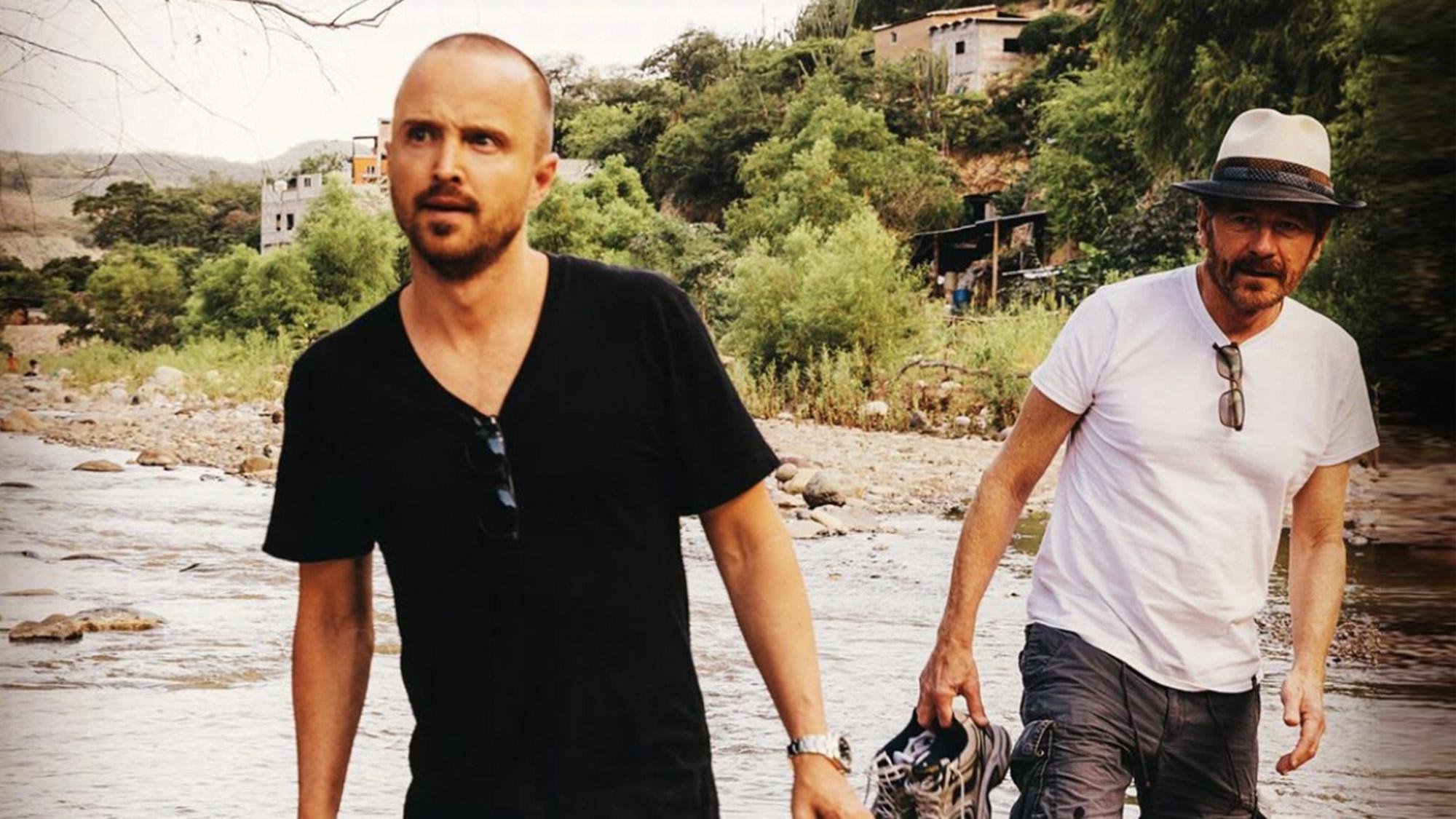 <em>Breaking Bad</em> : Bryan Cranston et Aaron Paul trollent tout Internet avec leur teasing !