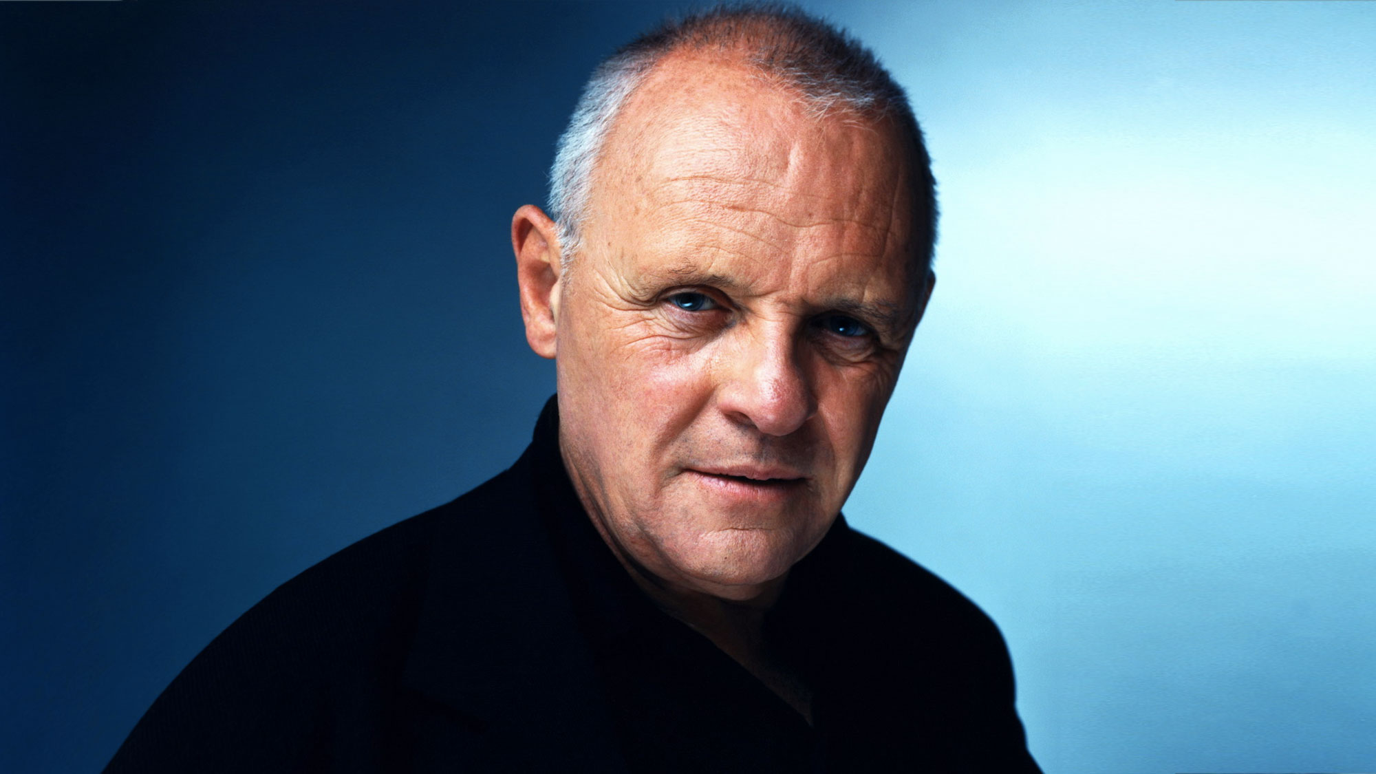 Anthony Hopkins en 2013.