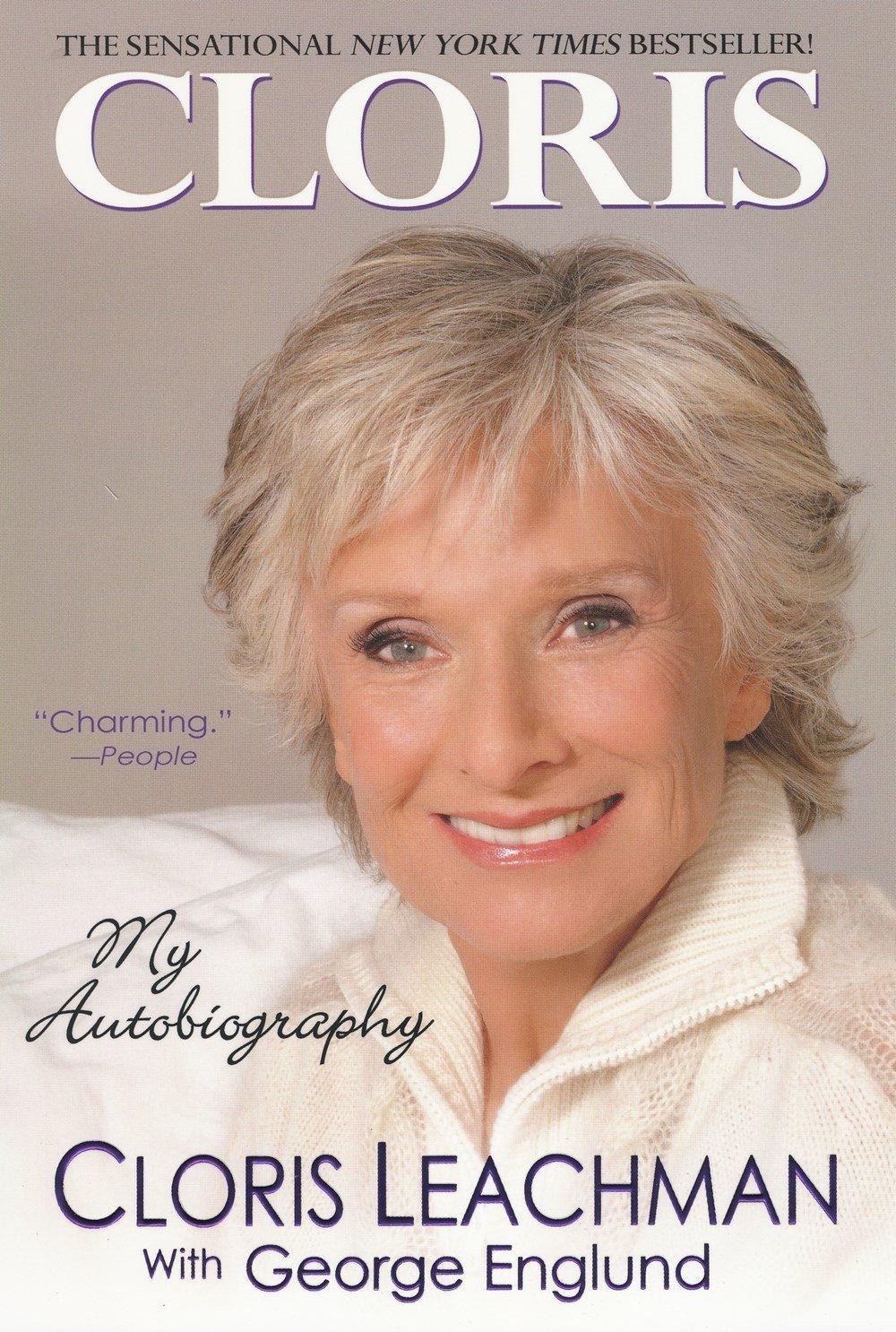Couverture du livre autobiographique de Cloris Leachman.