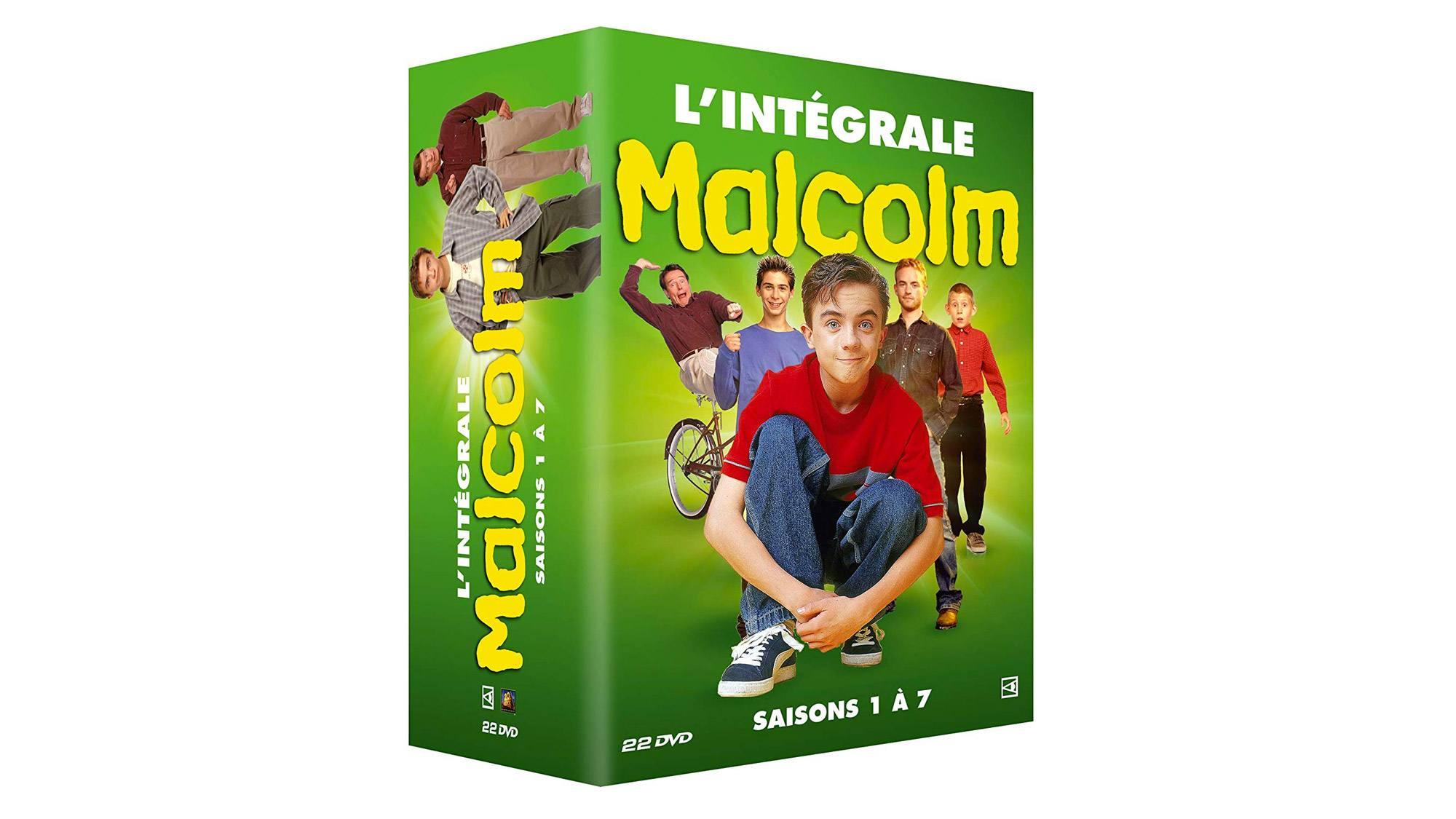 Malcolm – L'intégrale – Saisons 1 à 7