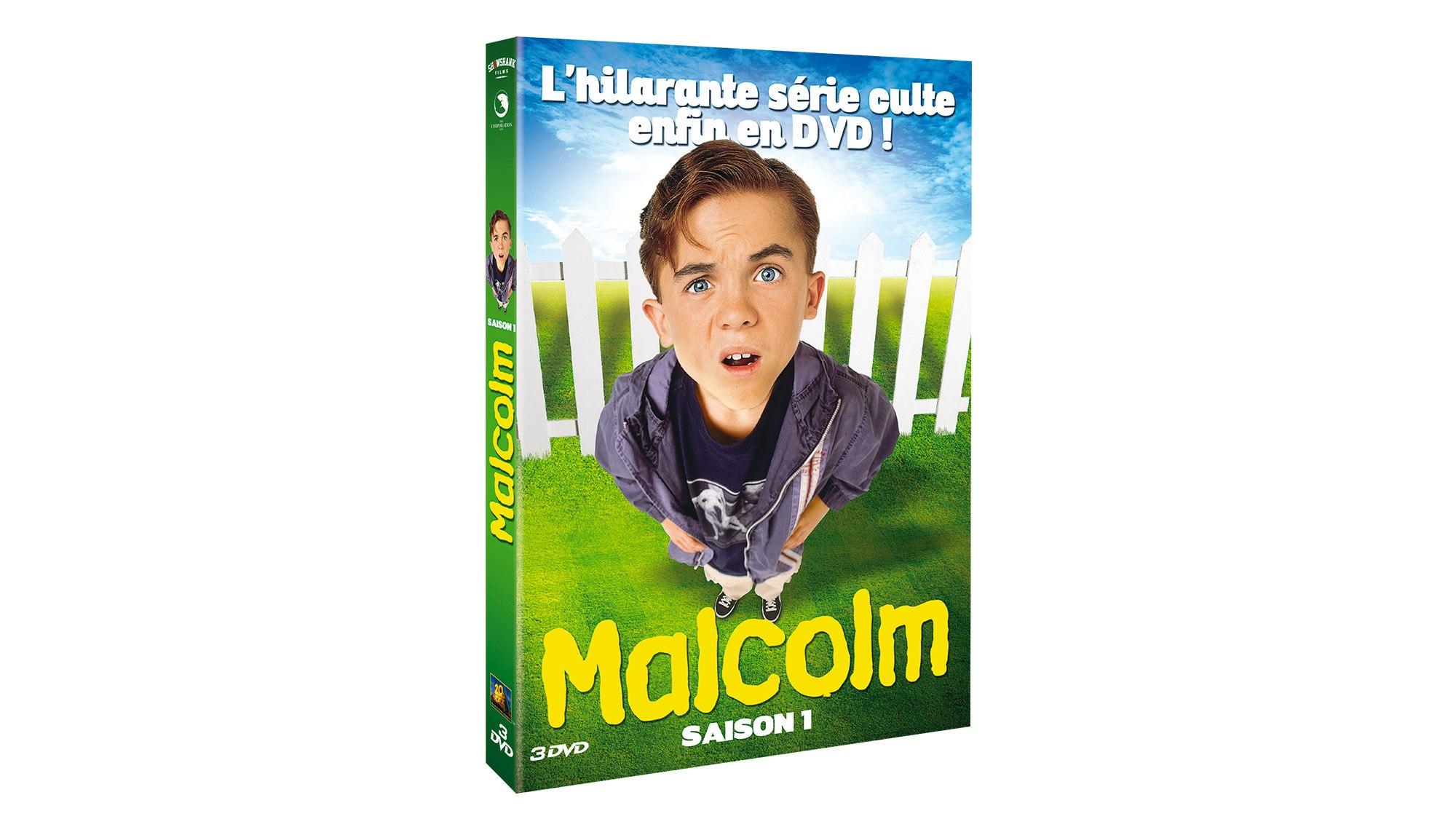 Malcolm – Saison 1 – Édition limitée POP-UP