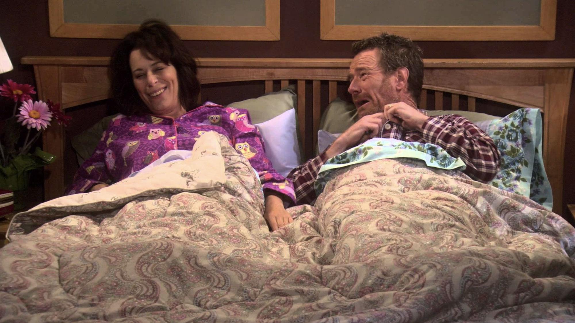 Buzz : 7 ans après, Lois et Hal réunis !