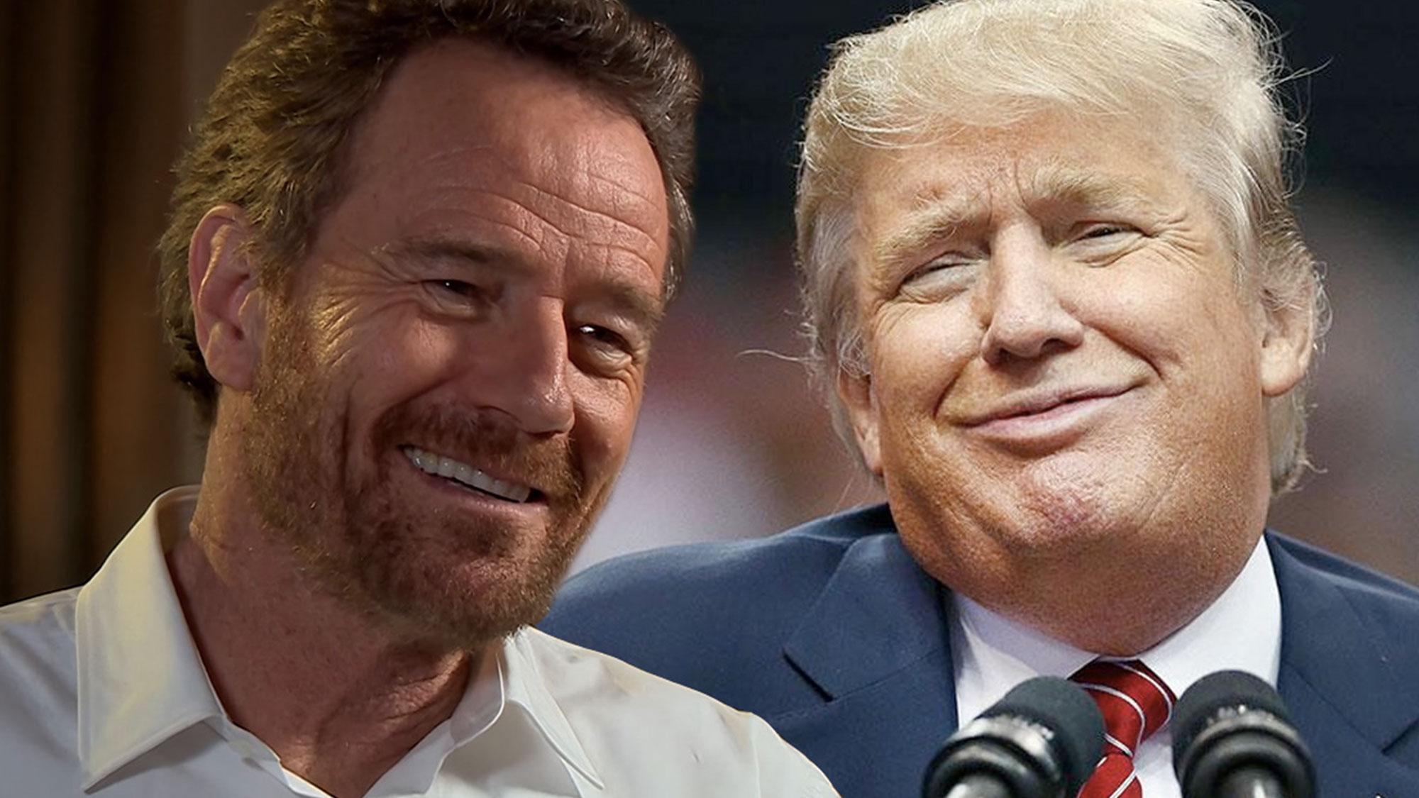 Bryan Cranston balance sur Donald Trump : la vidéo qui fait le tour du monde