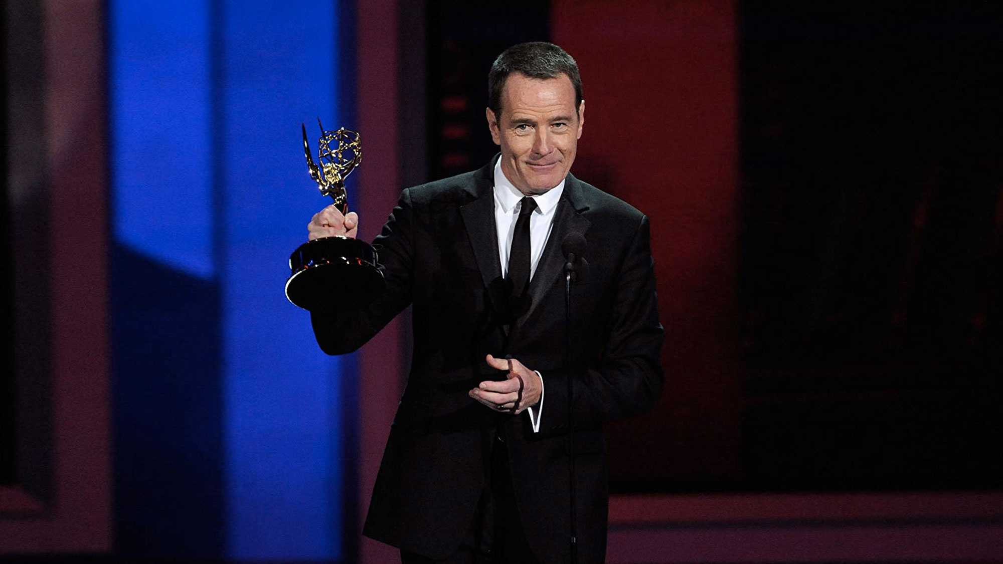 Bryan Cranston aux 62e Emmy Awards, le 29 août 2010.