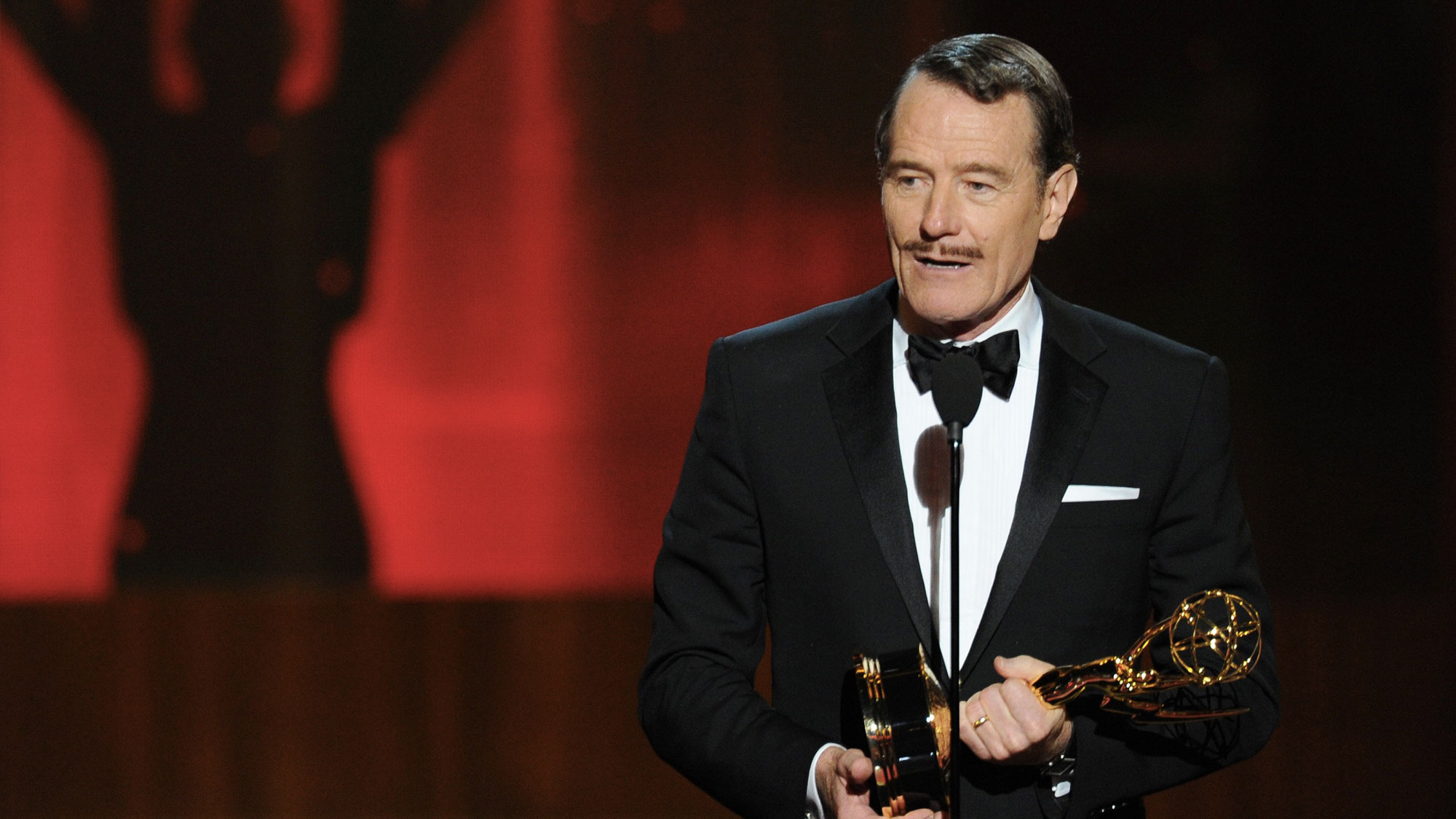 Emmy Awards 2014 : la consécration de Bryan Cranston