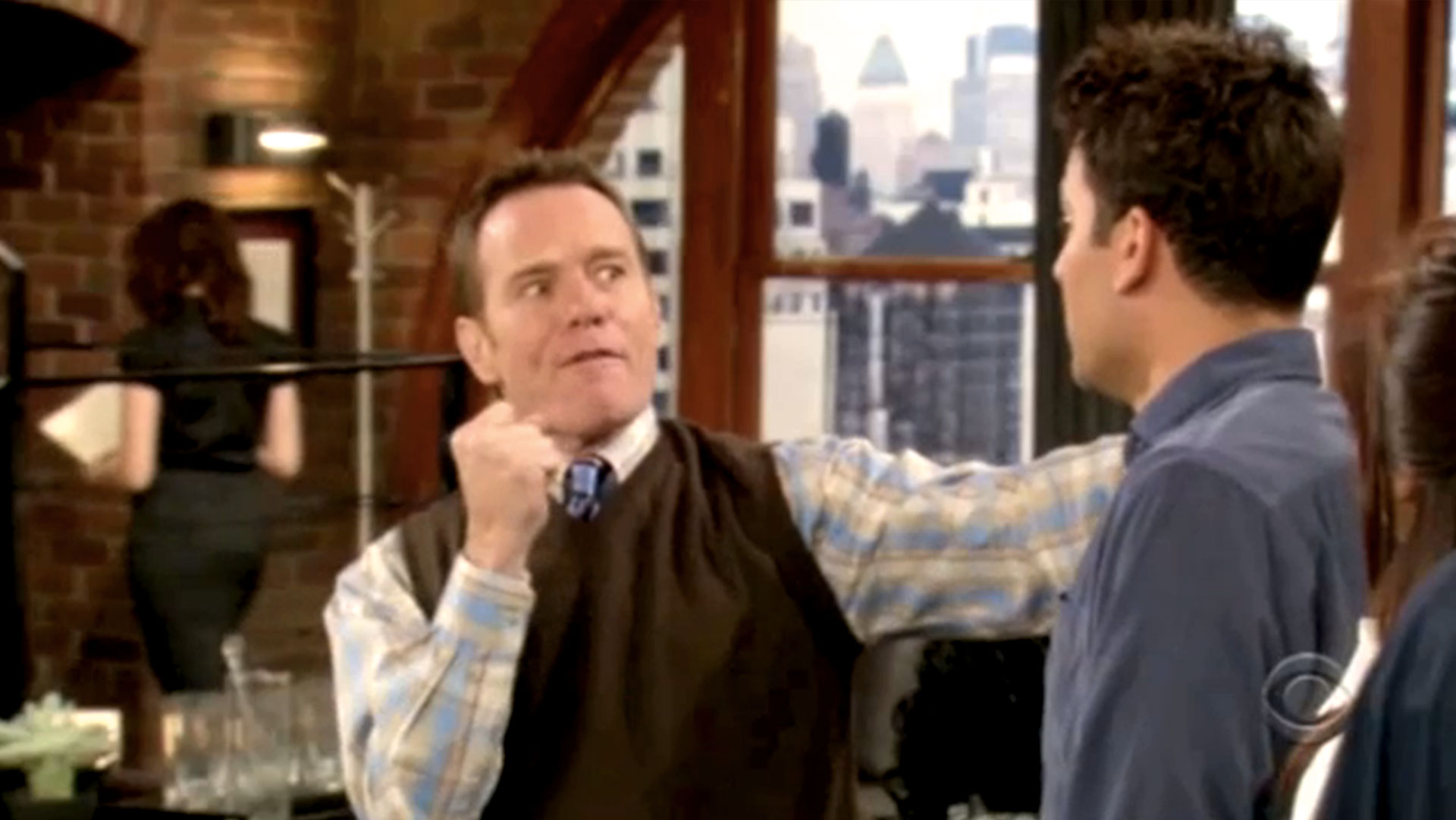Bryan Cranston dans <em>How I Met Your Mother</em> en 2006 (extrait 1)