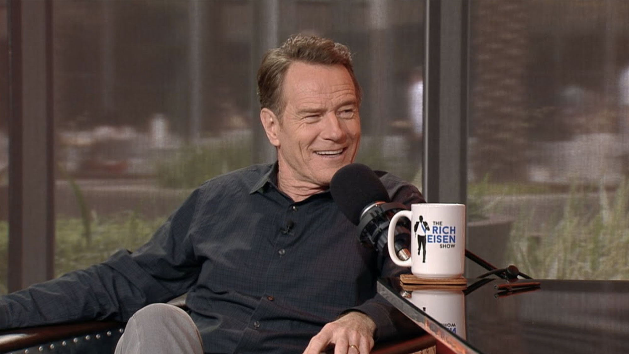 Bryan Cranston interviewé dans <em>The Rich Eisen Show</em>