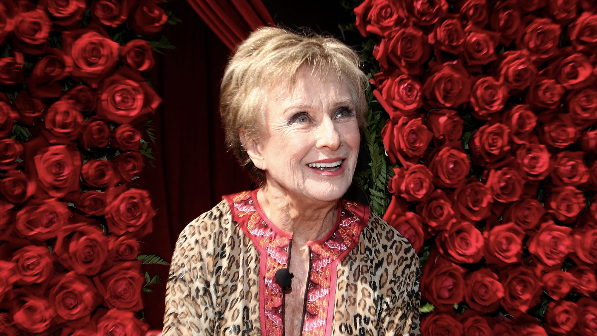 Cloris Leachman fait son spectacle