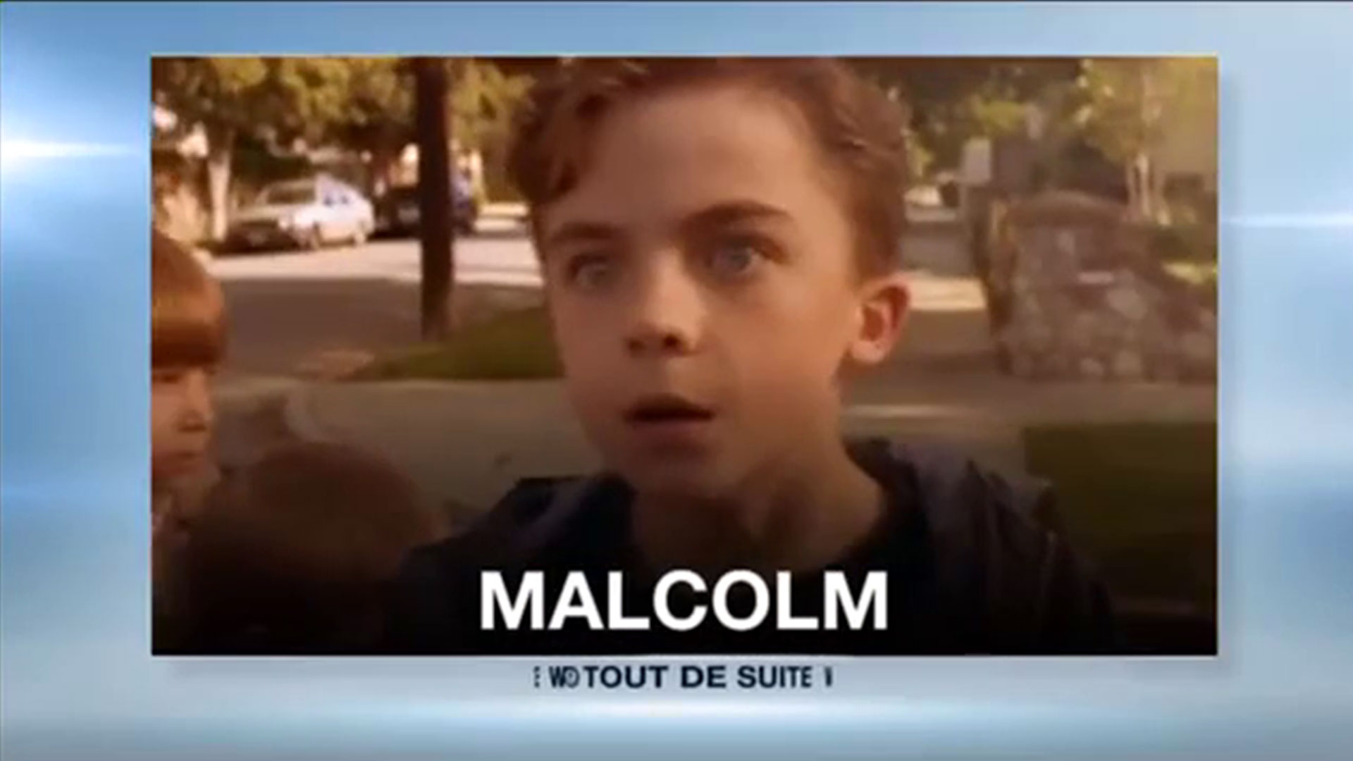 Coming-next <em>Malcolm</em> sur W9