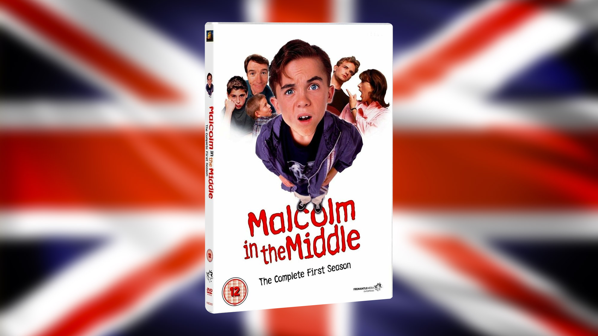 Les sept saisons de <em>Malcolm</em> sortent en DVD au Royaume-Uni