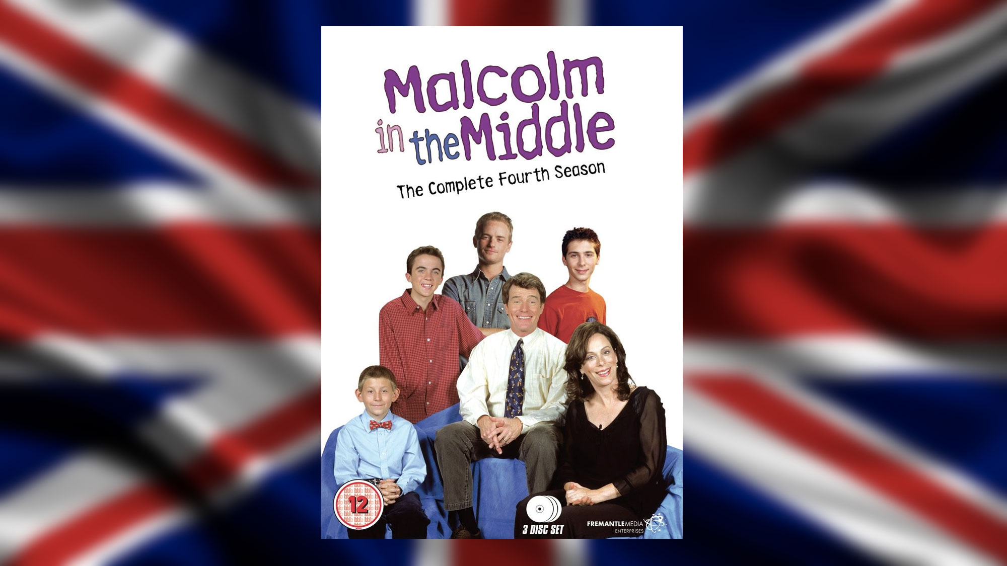 La saison 4 de <em>Malcolm</em> maintenant disponible en DVD