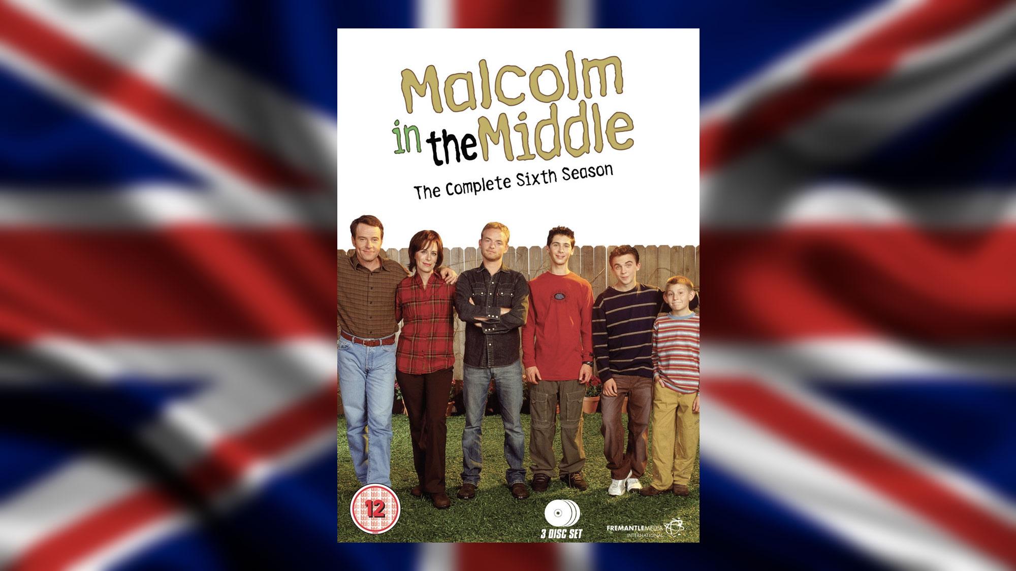 La saison 6 de <em>Malcolm</em> maintenant en DVD outre-Manche