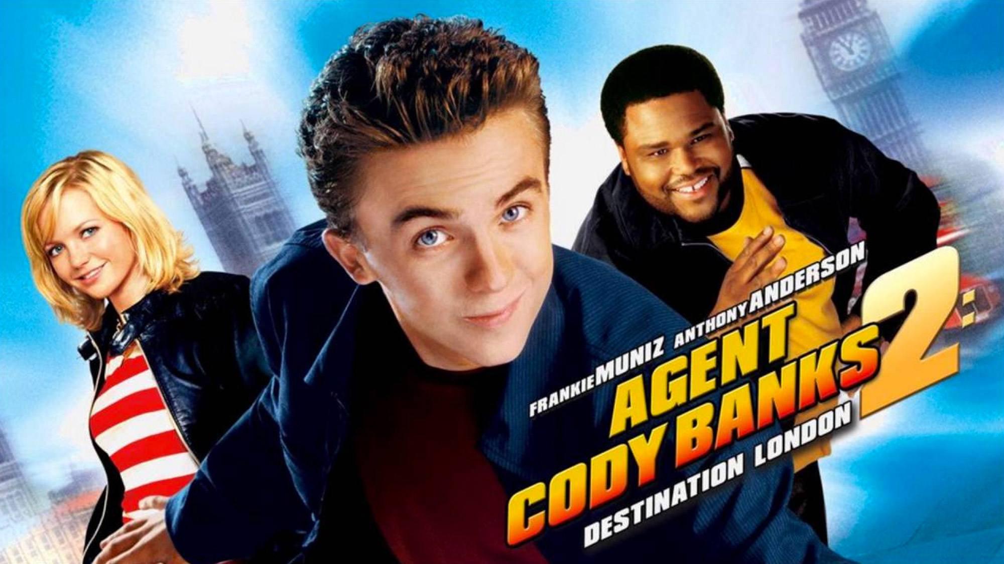 Sortie en DVD pour <em>Cody Banks 2</em>