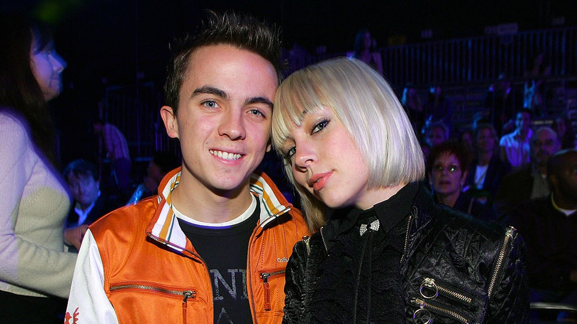 Frankie Muniz et Jamie Gandy au Rock & Republic