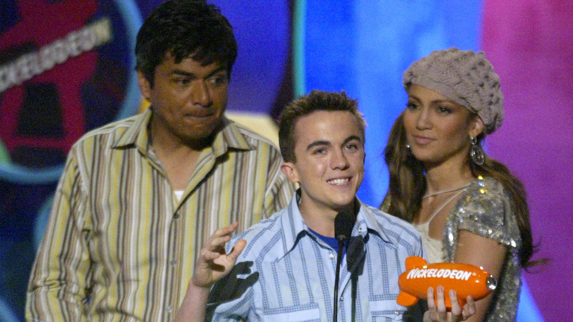 Les Kid's Choice Awards récompensent Frankie Muniz