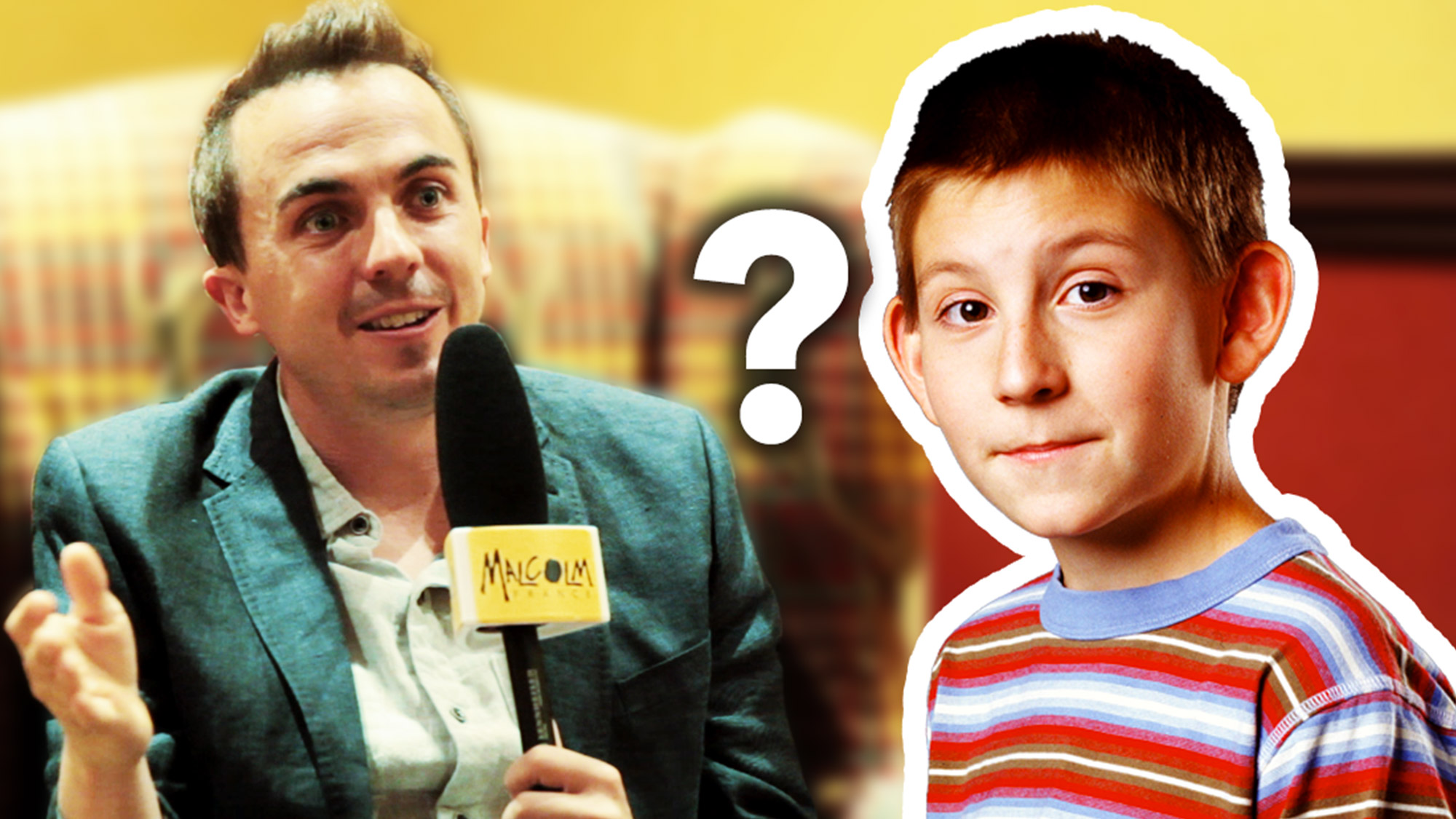 Que devient Dewey ? On a posé la question à Frankie Muniz