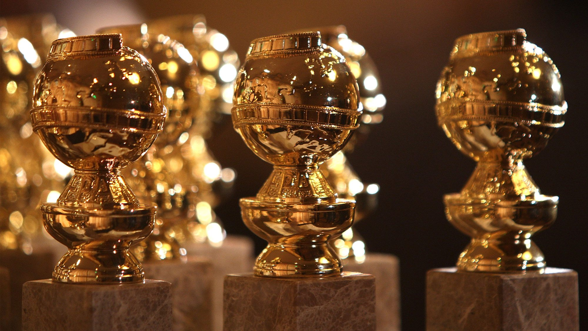 Les Golden Globes.