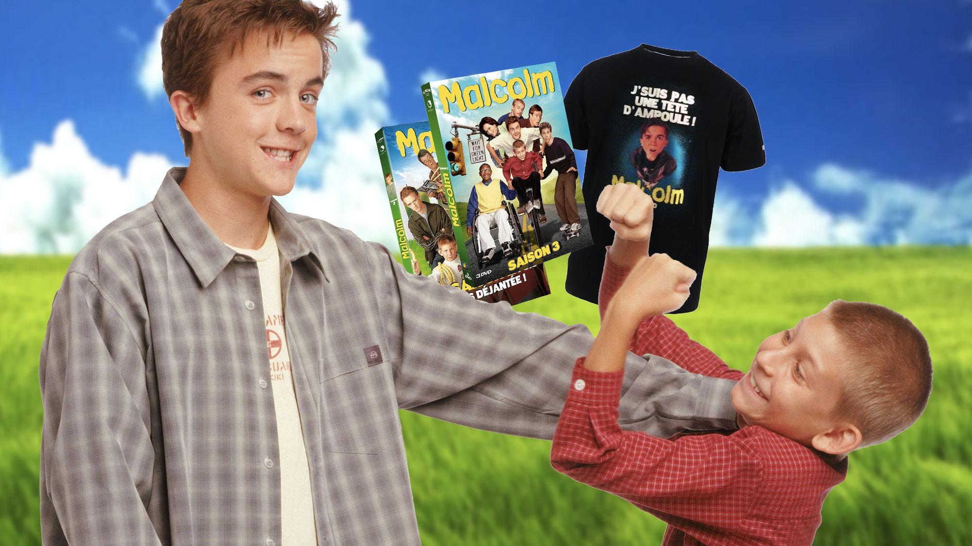 Jeu concours. Des coffrets DVD <em>Malcolm</em> saisons 2 et 3 à gagner !