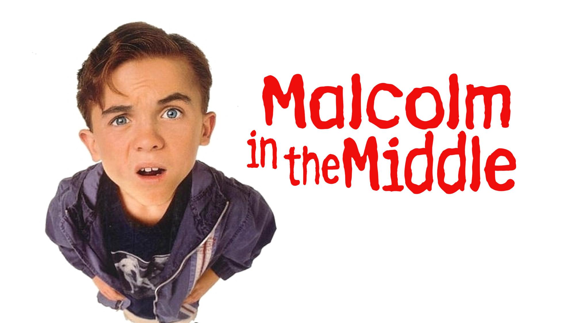 Promo anglaise du coffret <em>Malcolm</em>