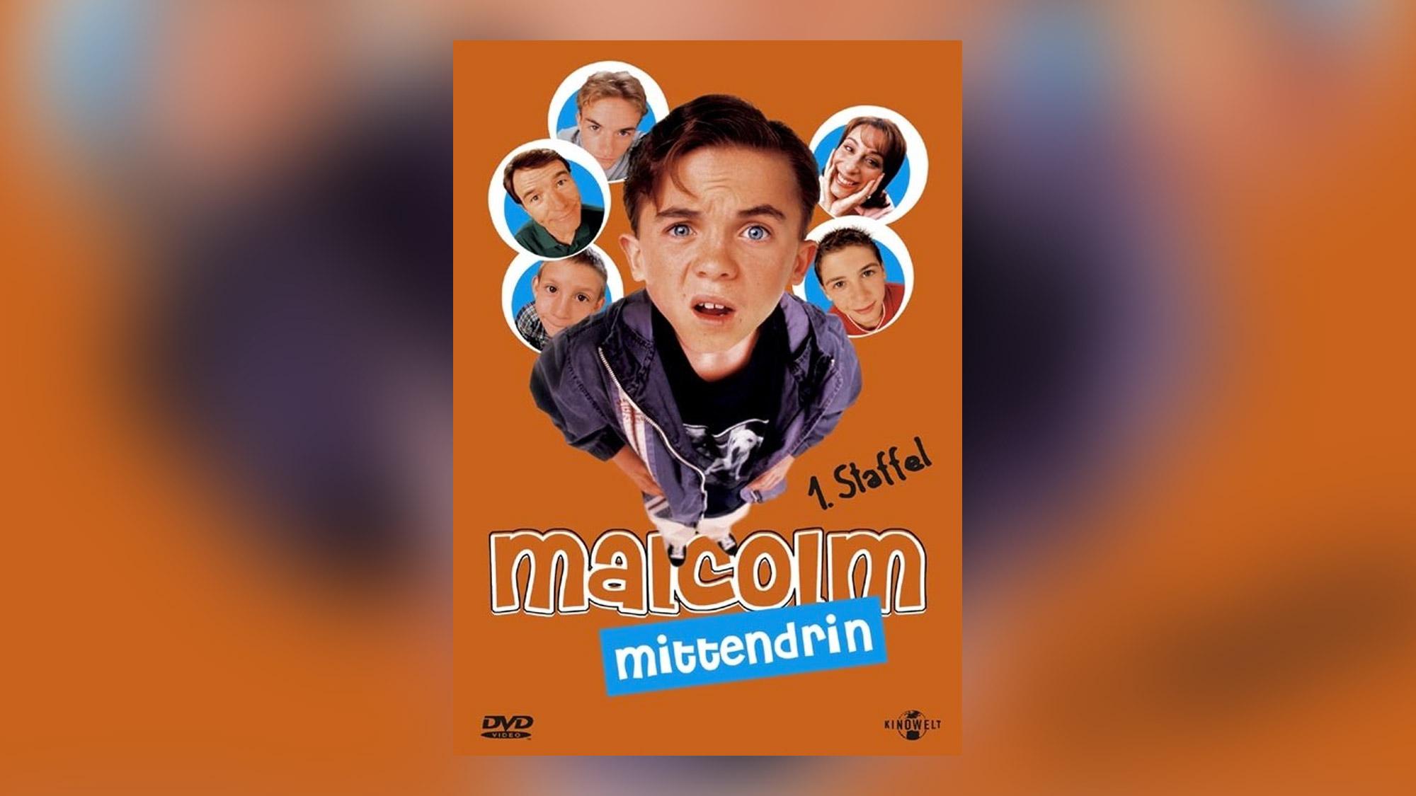 Les DVD de <em>Malcolm</em> bientôt en zone 2 !