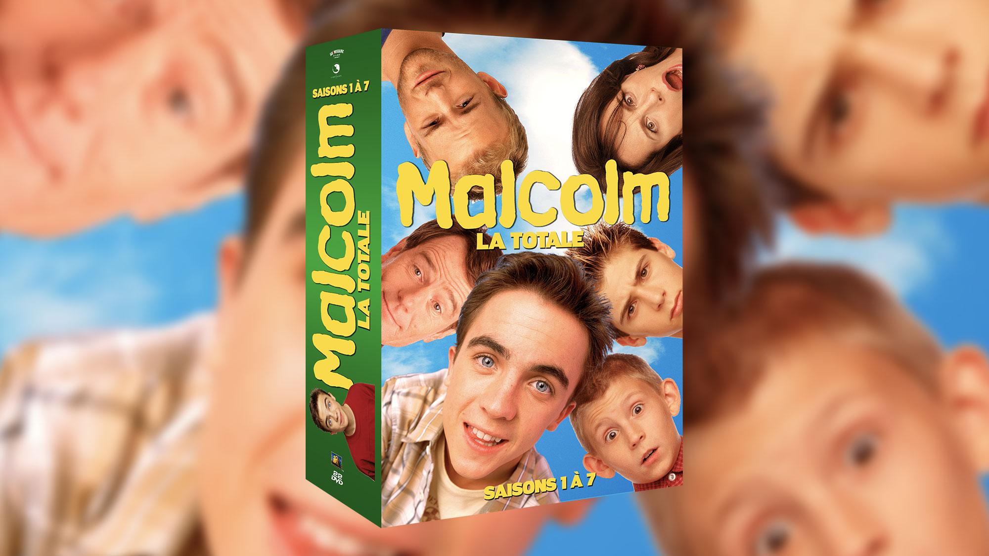 Le coffret intégral de <em>Malcolm</em> disponible en DVD !