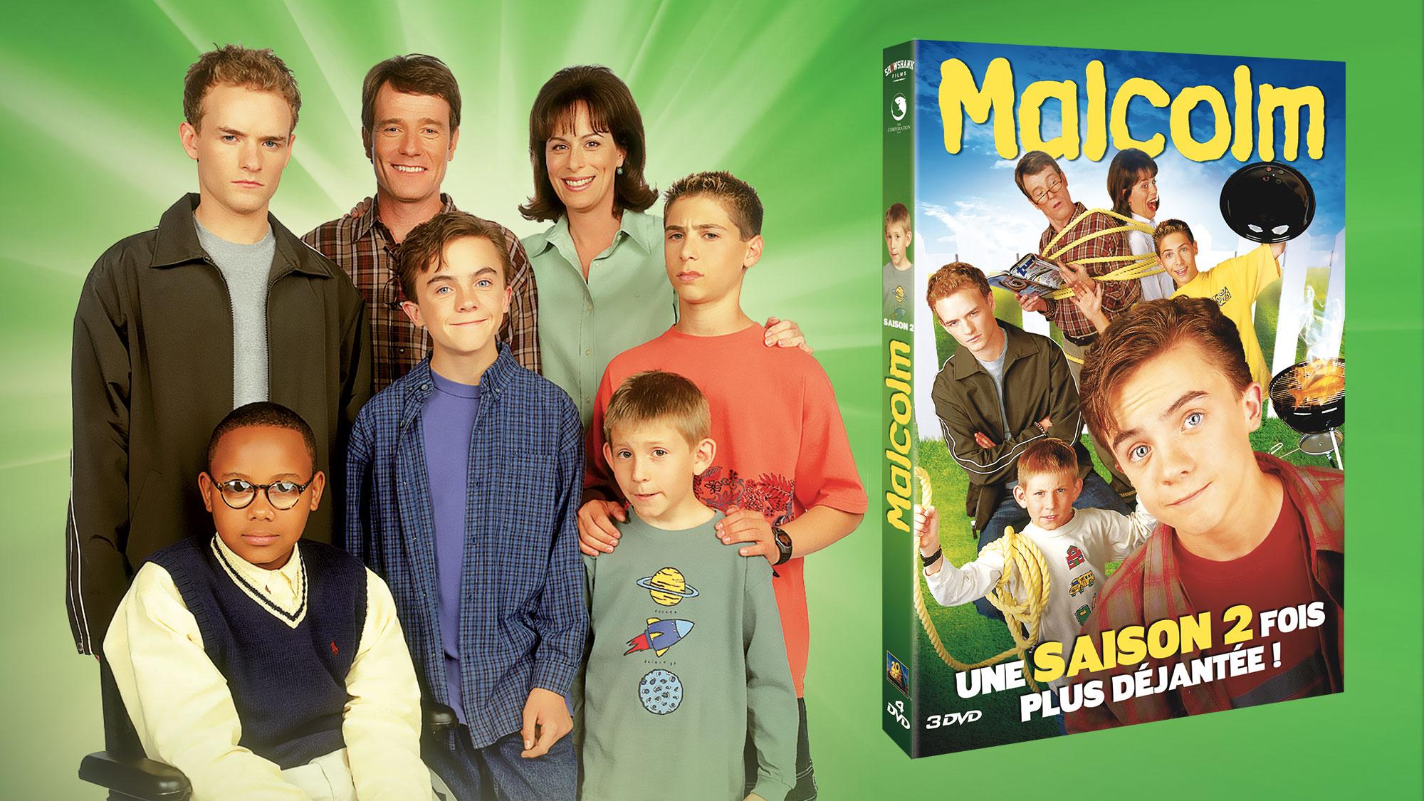 Promo DVD <em>Malcolm</em> saison 2