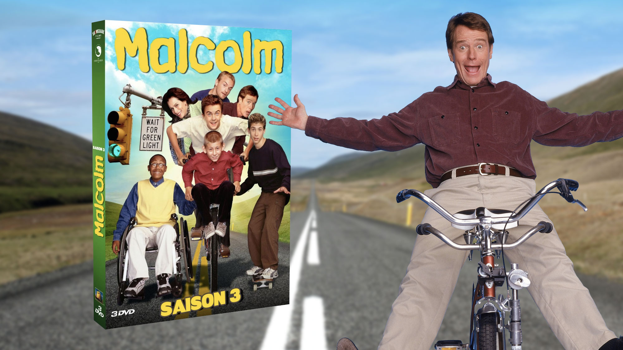 Tout savoir sur le coffret DVD <em>Malcolm</em> saison 3