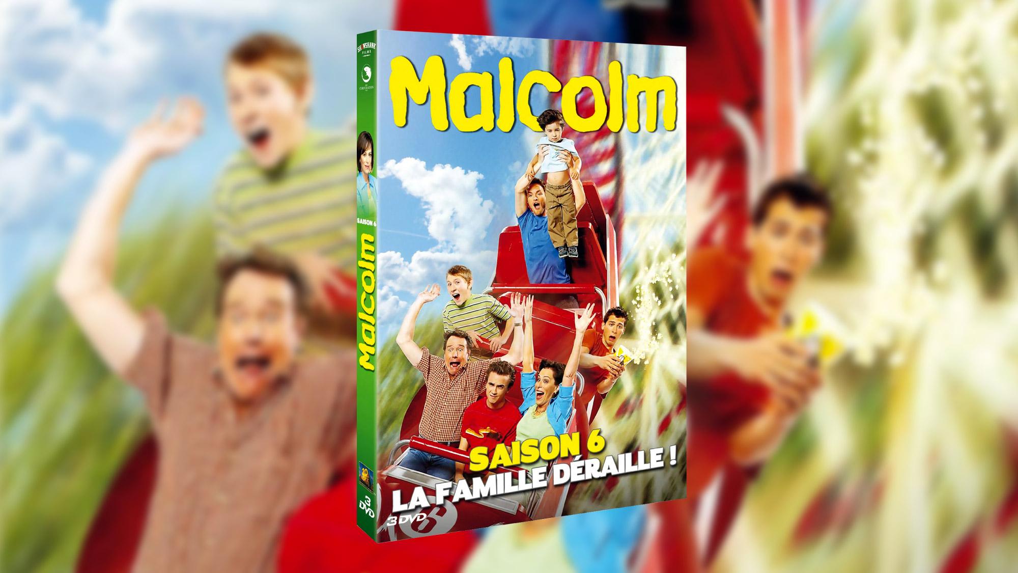 Saison 6 de <em>Malcolm</em> en DVD : le test