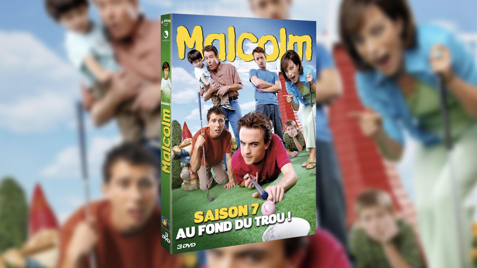 Saison 7 de <em>Malcolm</em> en DVD : le test