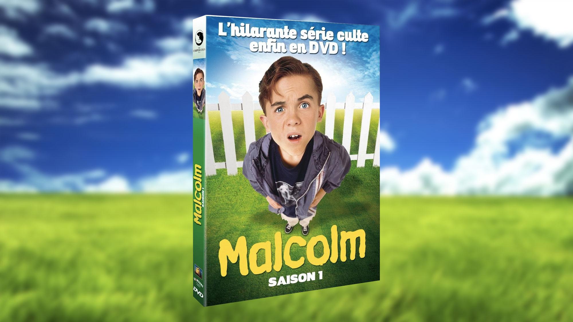 Jeu concours. 10 coffrets DVD <em>Malcolm</em> saison 1 à gagner !