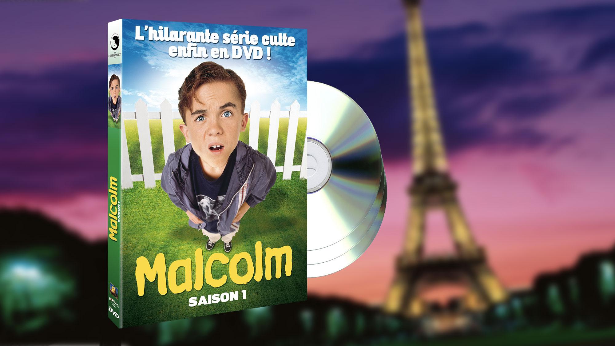 La saison 1 de <em>Malcolm</em> sortira en DVD en mars 2014