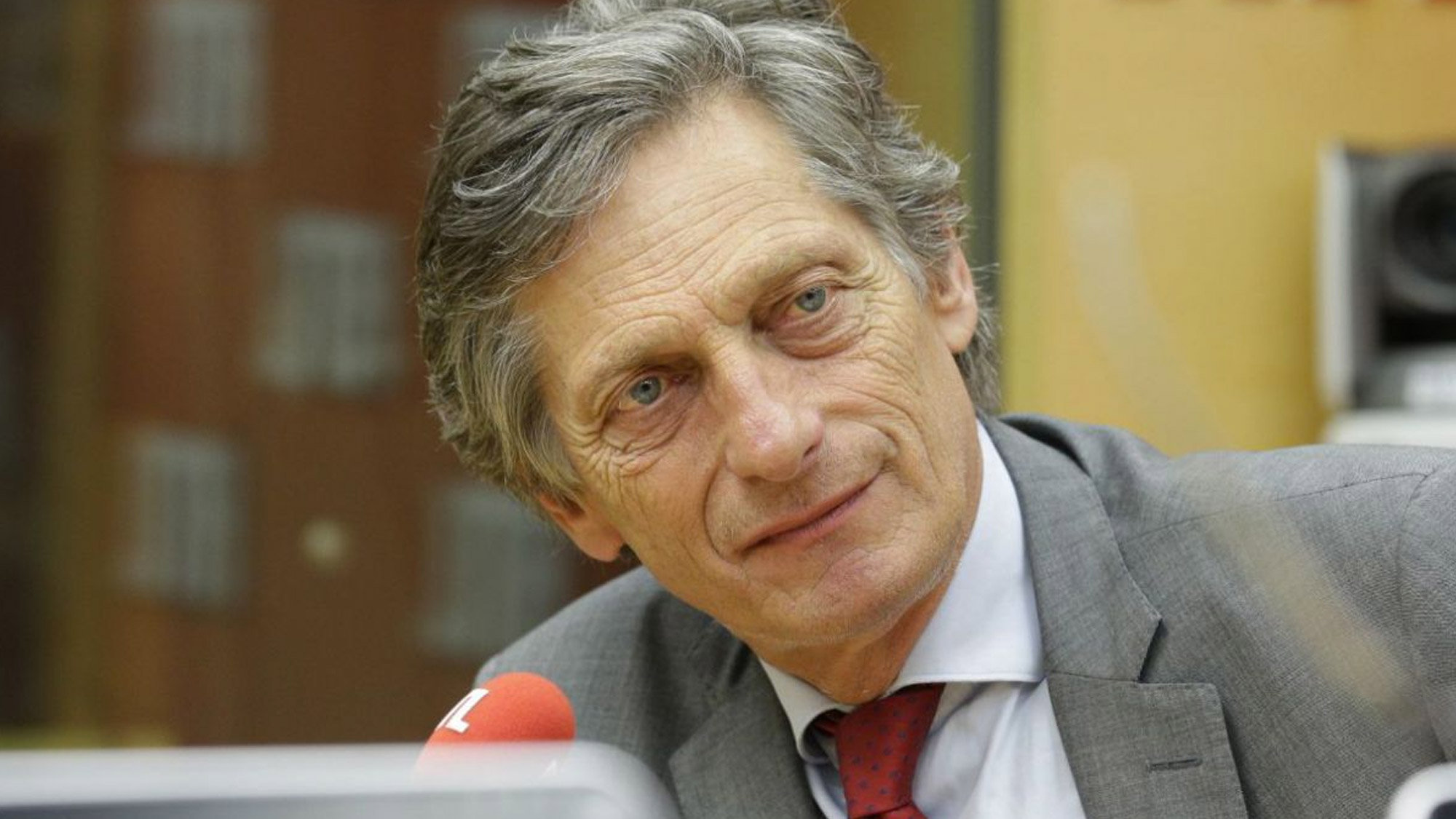 Nicolas de Tavernost officialise les nouveaux horaires de <em>Malcolm</em>