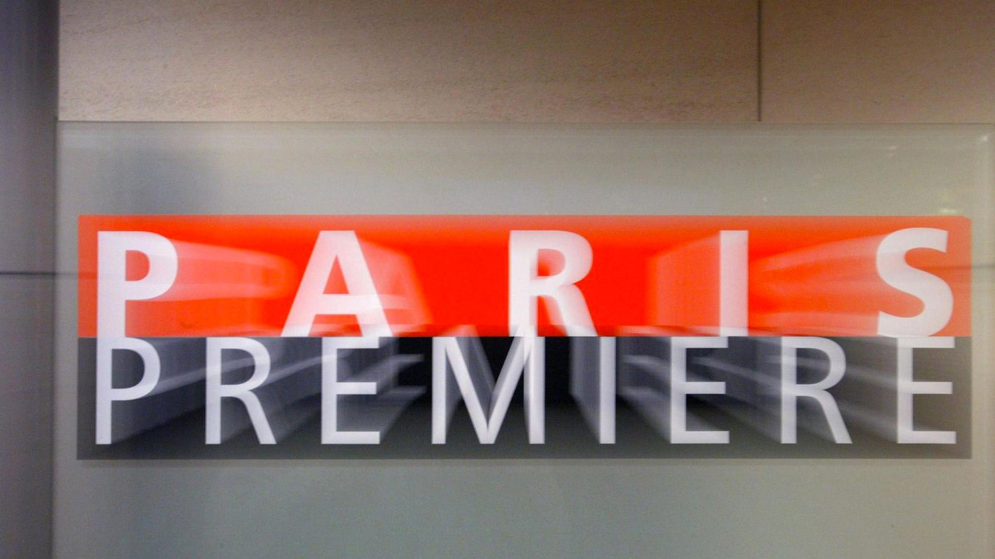 Le logo de Paris Première.