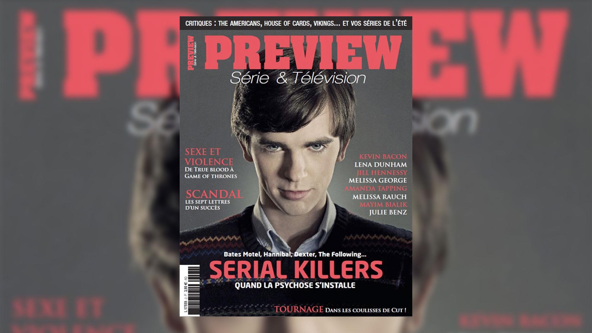 Le magazine Preview revient sur le phénomène <em>Malcolm</em>
