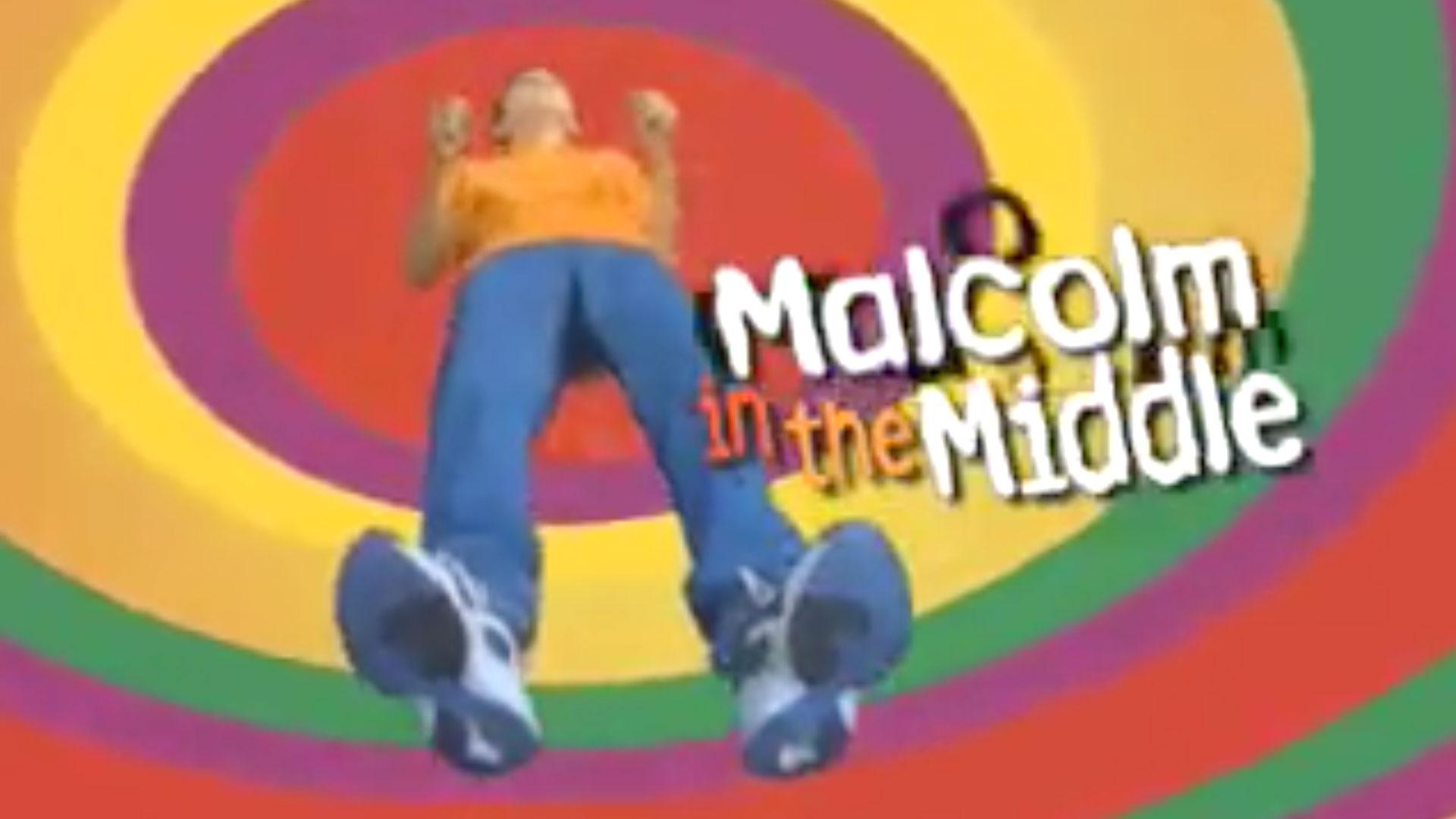 Promo <em>Malcolm</em> en syndication (États-Unis)