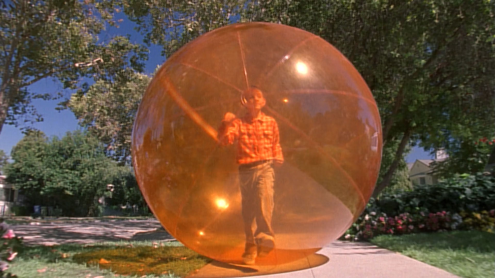 Dewey dans sa bulle