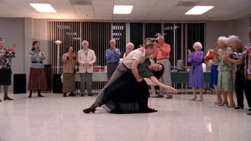 Harry Groener (Rudy) et Jane Kaczmarek (Lois) dans