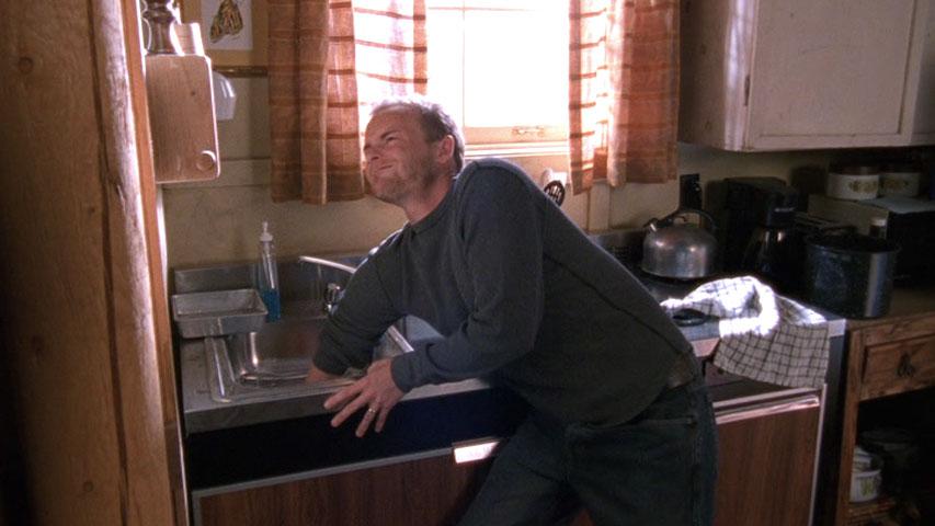 Christopher Masterson (Francis) dans