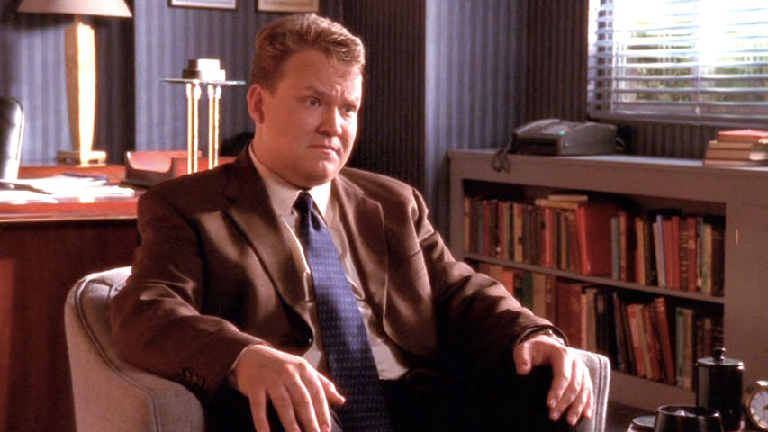 Andy Richter (Dr. Kennedy) dans