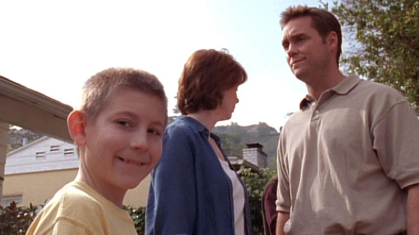 Erik Per Sullivan (Dewey), Kathleen M. Darcy(femme) et Matt Corboy (homme) dans
