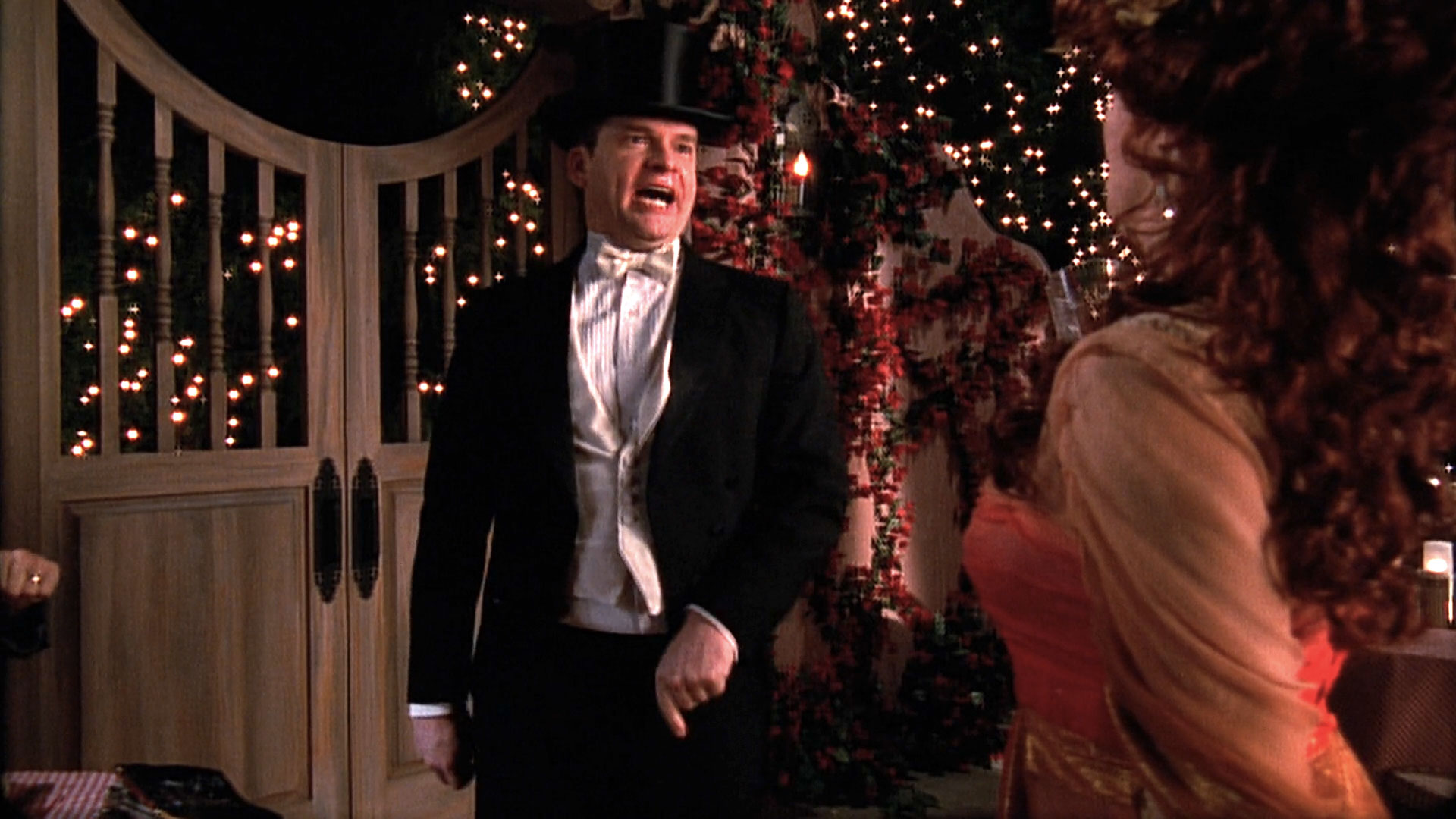 Larry Dorf (Warren) dans