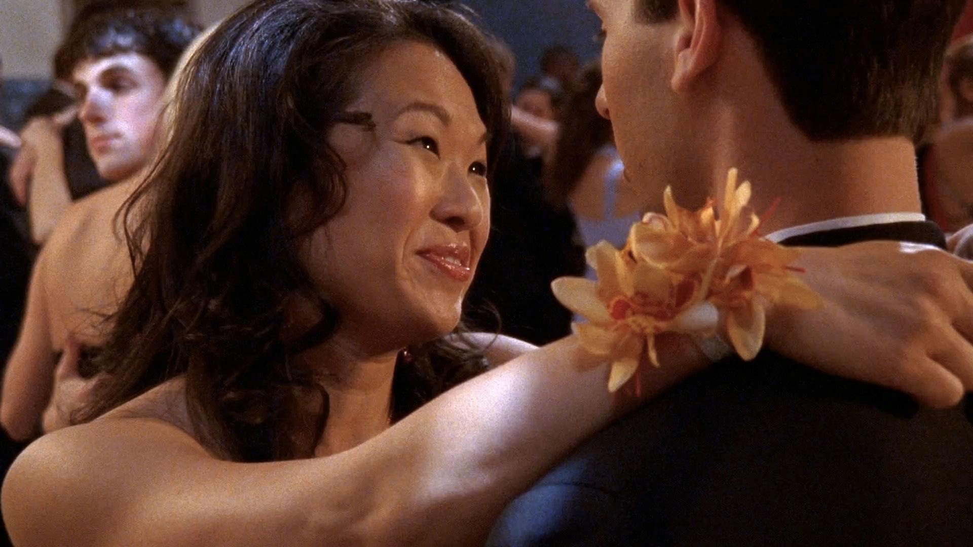 Scarlett Lam (Jeanie) et Justin Berfield (Reese) dans
