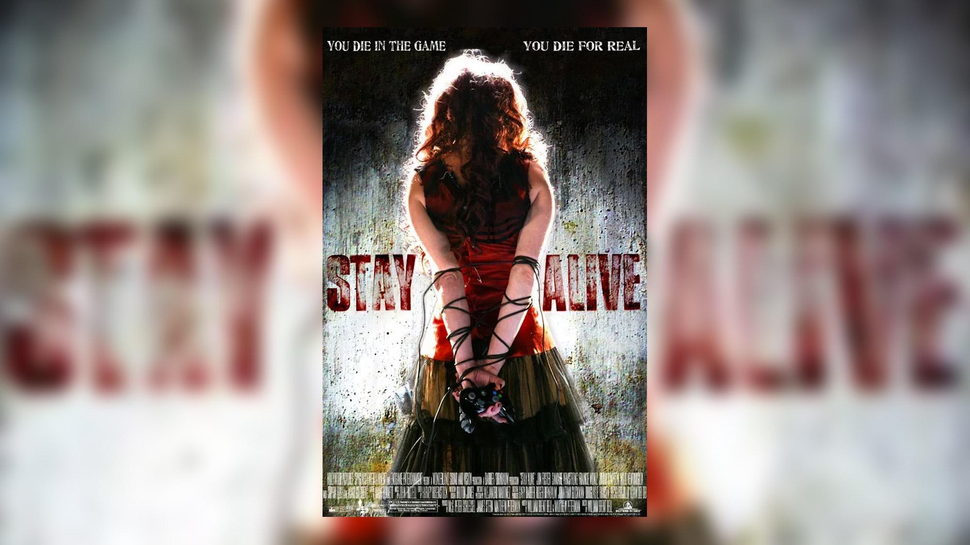 <em>Stay Alive</em> se dévoile en affiche