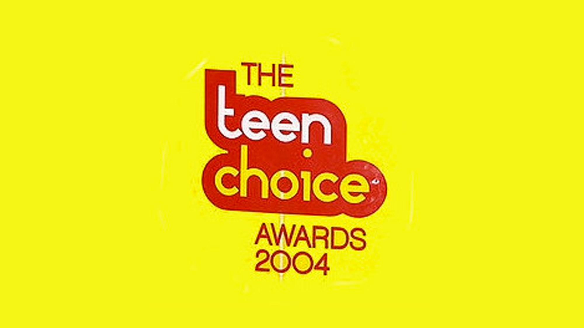 Les Teen Choice Awards 2004.