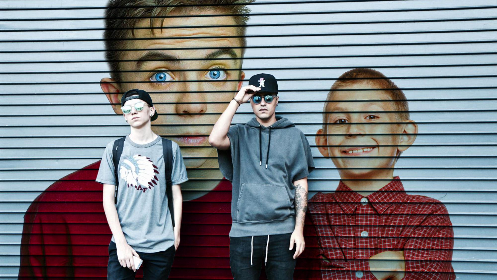 Le groupe lyonnais Trinix sort un remix électro du générique de <em>Malcolm</em> !